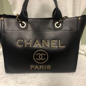 Chanel  Medium Deauville Tote-Brand New!